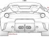 Ferrari SP Arya patent sketches
