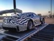 First photos of the Cadillac ATS-V GT3 (2)