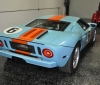 Ford GT Heritage limited edition with 11 Miles for sale (3)