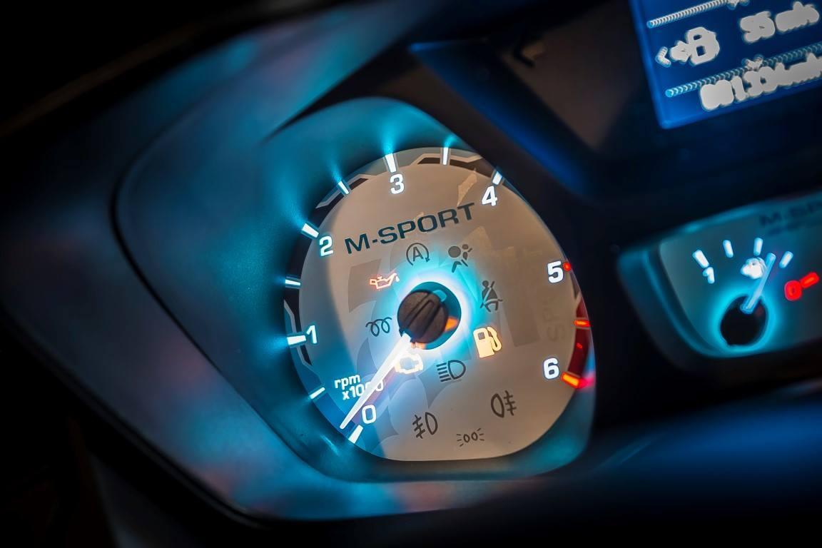 Bullitt Mustang For Sale >> Ford Transit M-Sport