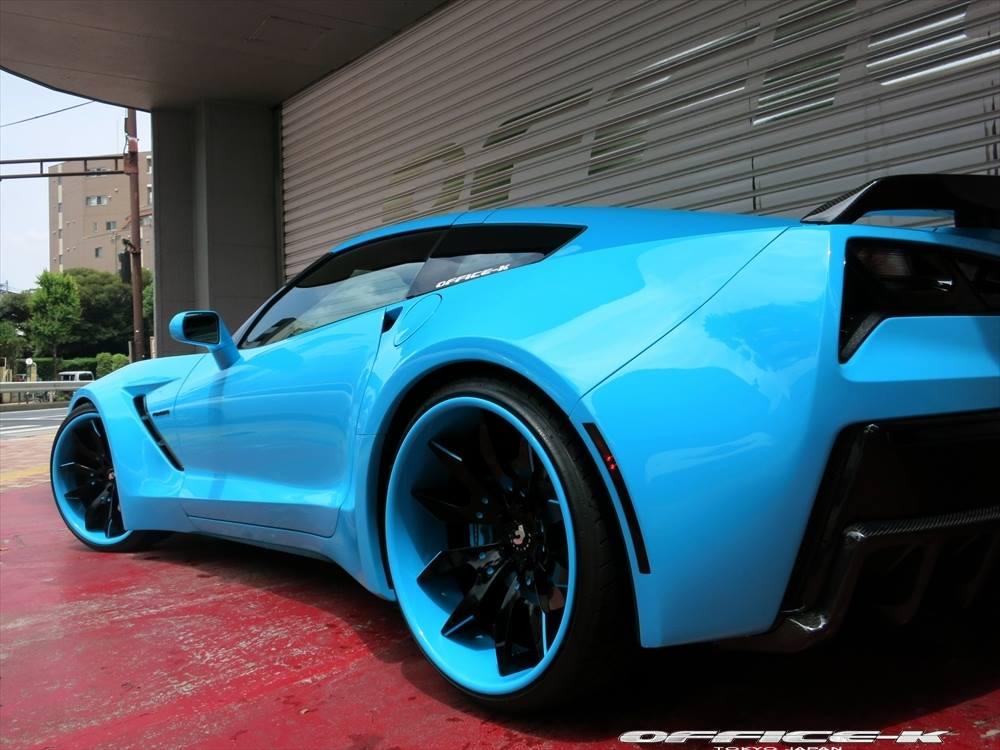 2014 Corvette Stingray For Sale >> Forgiato Corvette Stingray by Office-K