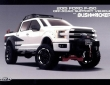 Four Ford F-150 at SEMA (1)