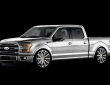 Four Ford F-150 at SEMA (4)