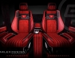 Mercedes-Benz G63 AMG 6x6 interior by Carlex Design