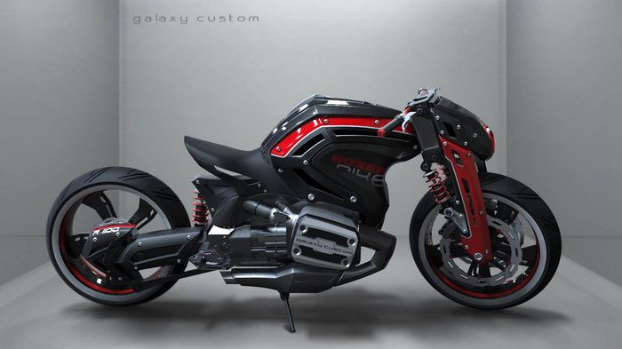 Galaxy Custom Bmw R1100r