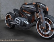 Galaxy Custom BMW R1100R (1)