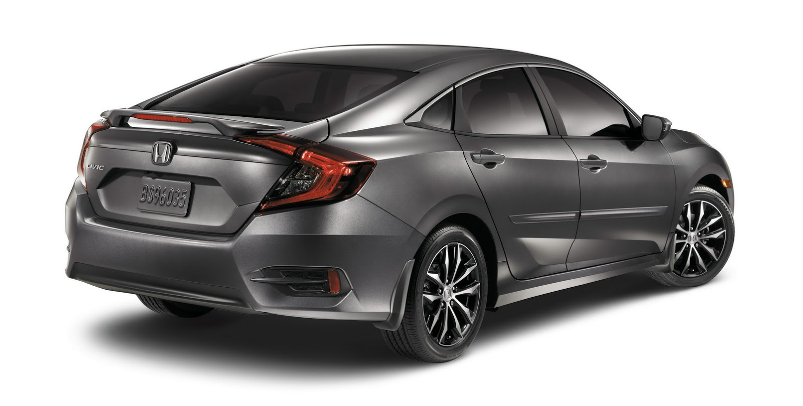 Honda Civic Sedan Aero Kit 2016