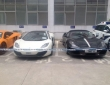 Hong Kong police seizes 12 supercars for illegal street racing (12)