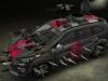 Hyundai Santa Fe Sport Zombie Survival Machine