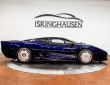 Jaguar XJ220 with 1500 km for sale (2)