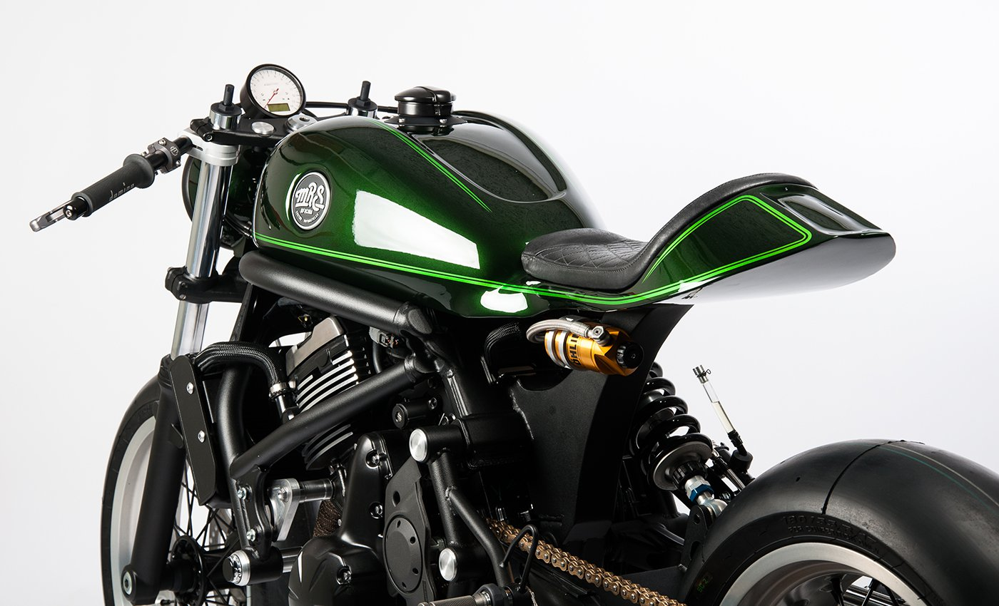 kawasaki vulcan s cafe racer by mrs oficina. Black Bedroom Furniture Sets. Home Design Ideas