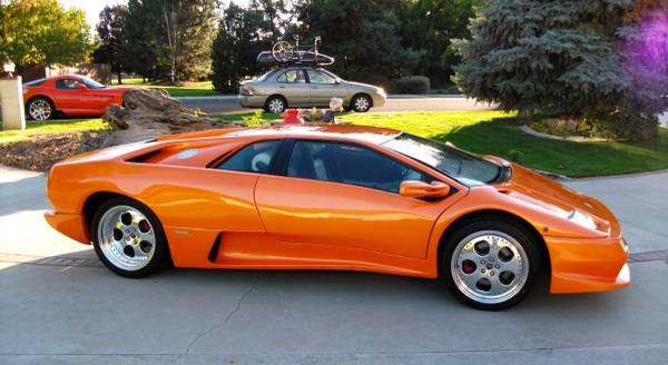 Lamborghini Diablo Replica For Sale
