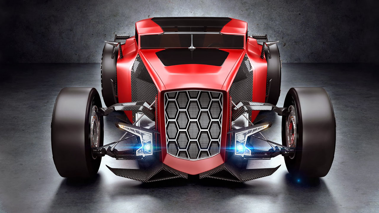 Lamborghini Hot Rod