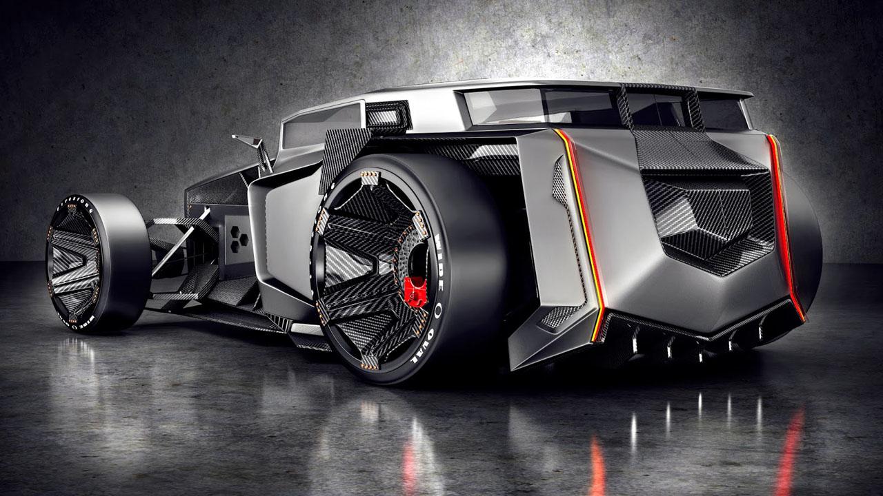 Lamborghini Hot Rod (4)