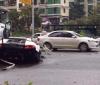 Lamborghini Murcielago SV crashed in China (2)