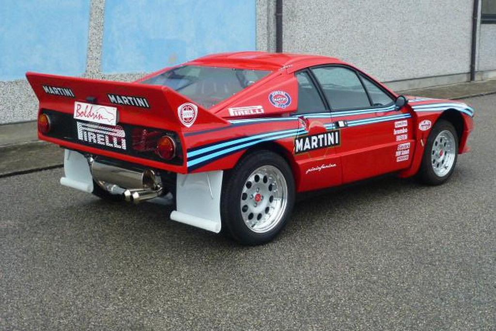 Lancia Stratos For Sale >> Lancia 037 replica for sale