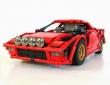 Lancia Stratos made of Lego (1)
