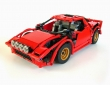 Lancia Stratos made of Lego (2)
