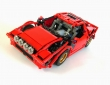 Lancia Stratos made of Lego (3)