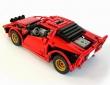 Lancia Stratos made of Lego (6)