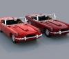 LEGO Jaguar E-Type (2)
