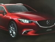 Mazda 6 Atenza facelift leaked photos (5)