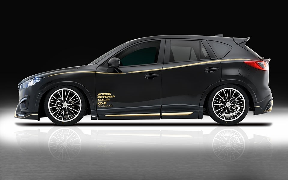 Mazda Cx 9 Commercial >> Mazda CX-5 by Rowen