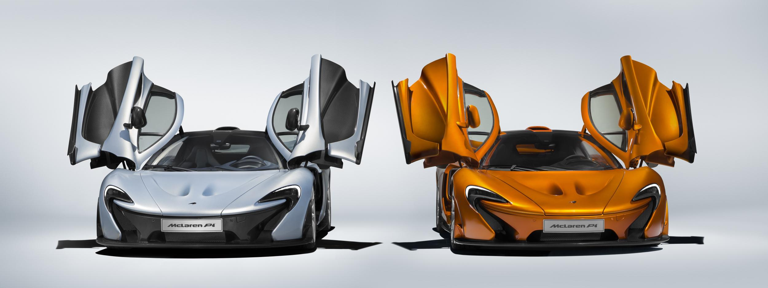 McLaren has finished the production of the P1 (3)