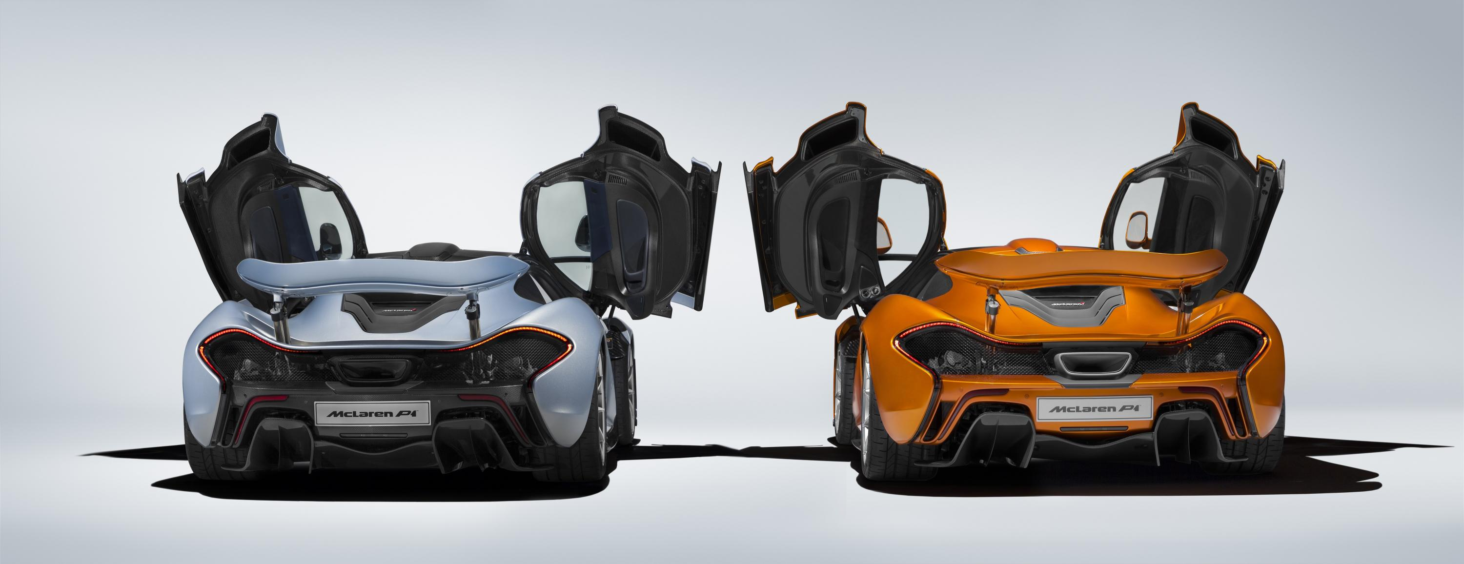 McLaren has finished the production of the P1 (4)