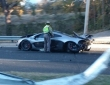 McLaren P1 crashed in Dallas after 1 day of ownership (1)