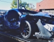 McLaren P1 crashed in Dallas after 1 day of ownership (2)