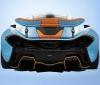 McLaren P1 with Gulf livery (7)