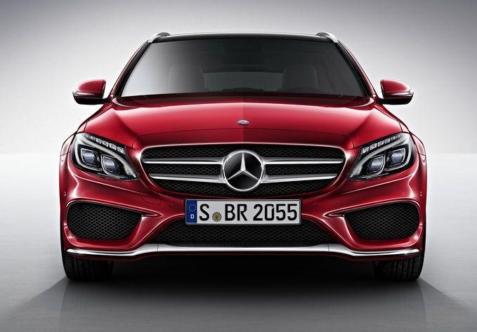 Mercedes benz c class estate 2014 amg line for Mercedes benz c class amg