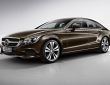 Mercedes-Benz CLS facelift with night and sport packages (1)