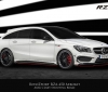 Mercedes CLA Shooting Brake by RevoZport (1)