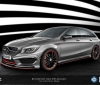 Mercedes CLA Shooting Brake by RevoZport (4)
