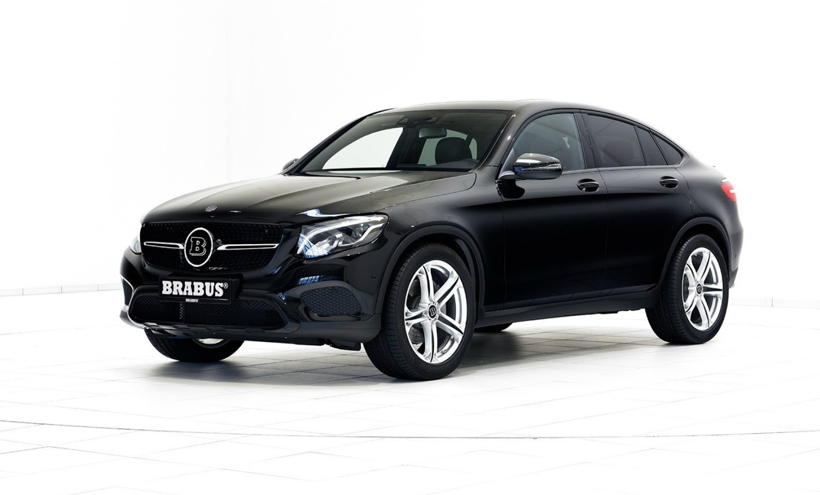 mercedes glc and glc coupe by brabus. Black Bedroom Furniture Sets. Home Design Ideas
