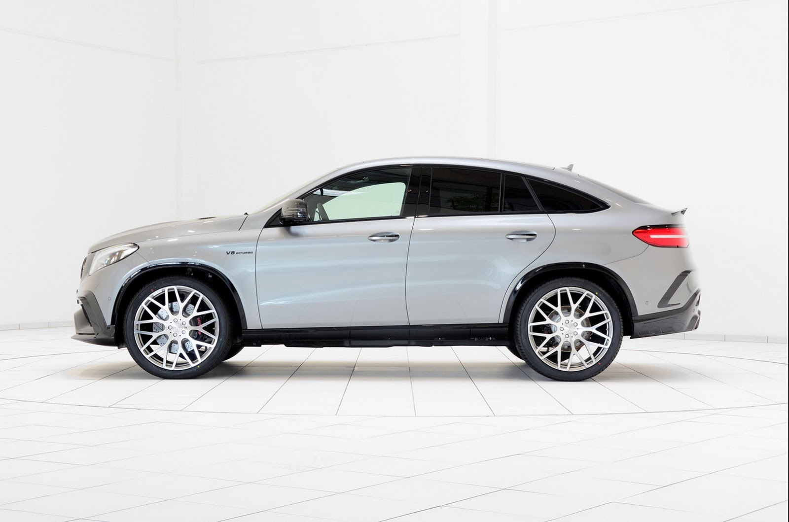 mercedes gle 63s amg coupe by brabus. Black Bedroom Furniture Sets. Home Design Ideas
