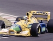 Michael Schumacher's Benetton B191B goes to auction (1)