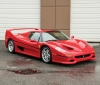 Mike Tyson's Ferrari F50 is heading to auction (1)