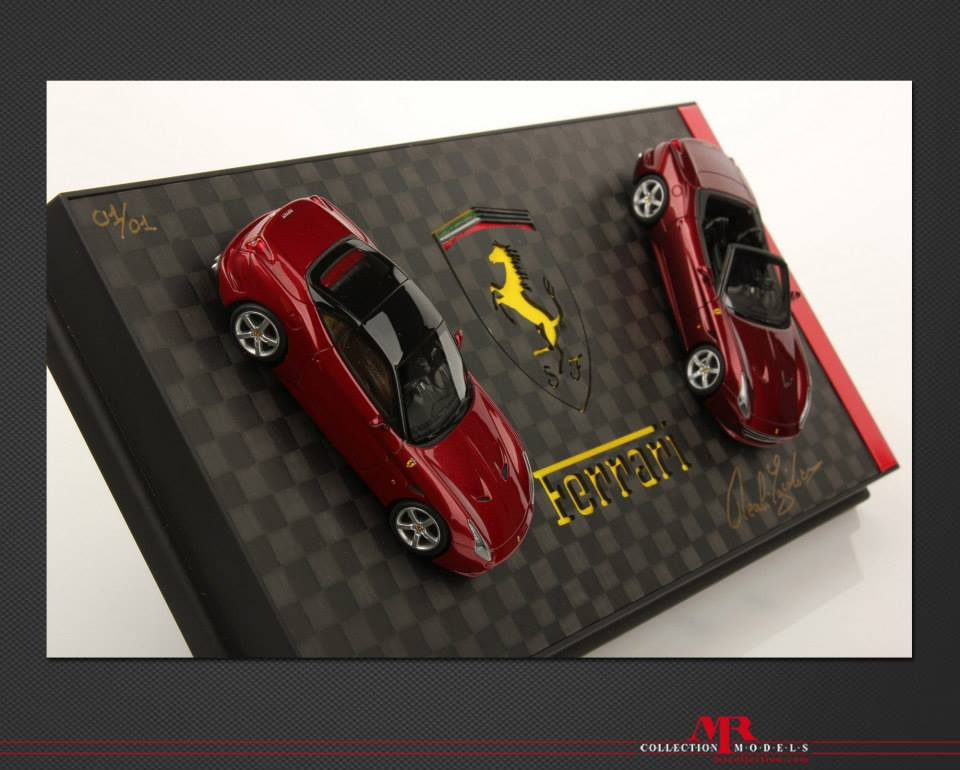 Ferrari California T >> MR Collection Ferrari California T