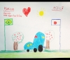 Nissan Brazil transforms kids drawings in cars (6)