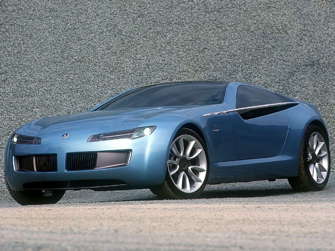 Old Concept Cars Bertone Birusa Concept