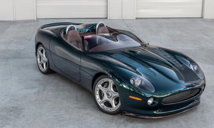Old Concept Cars Jaguar Xk180