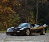 One of the four black Ferrari F50 is heading to auction (1)