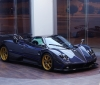 One of the three Pagani Zonda Tricolore is up for sale (1)