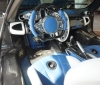 Pagani Huayra with blue carbon body for sale (6)