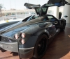 Pagani Huayra with blue carbon body for sale (7)