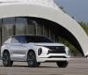 Paris auto show 2016 Mitsubishi GT-PHEV concept (1)