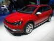 Paris motor show 2014 Volkswagen Golf Alltrack (1)